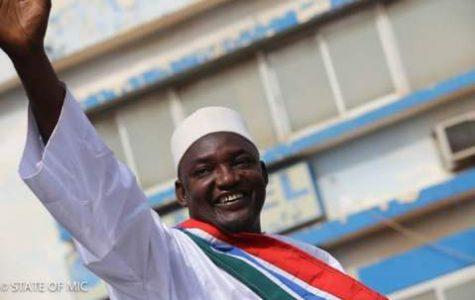 Gambia's President Change