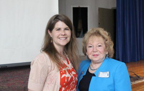 Holocaust Survivor Speaks at Hopkins
