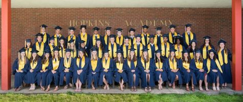 Tight-Knit Class of 2017 Graduates with Honor and Distinction