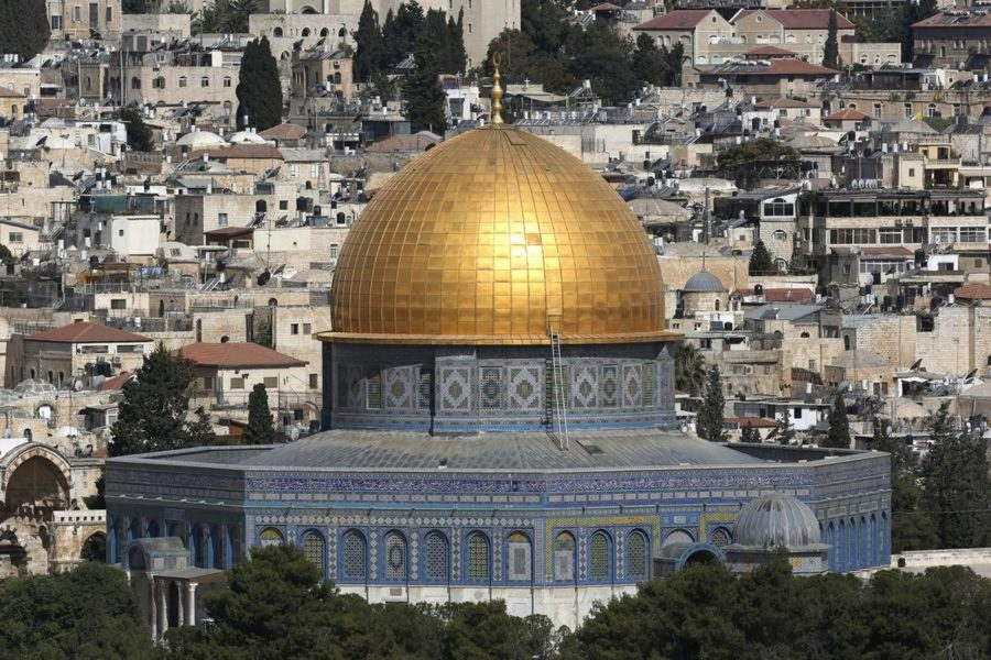 Jerusalem Recognized as the Capital of Israel