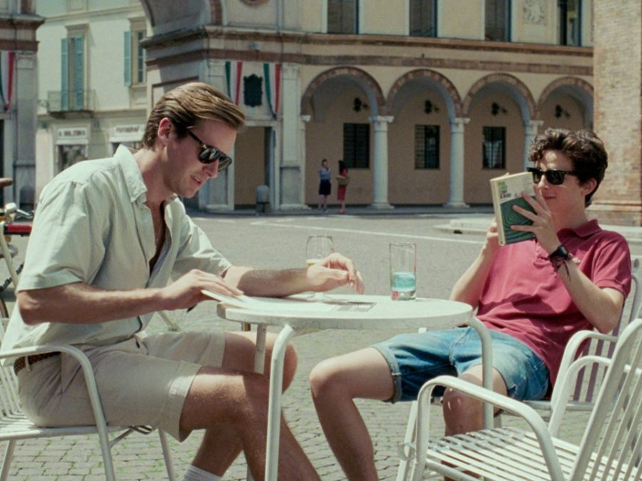 Call Me By Your Name: Another Amherst Cinema Masterpiece