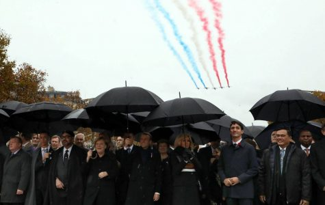 Remembrance Day in Paris