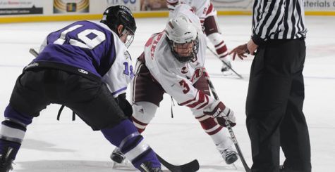 UMASS Hockey: Local Team No. 1