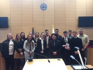 The Hopkins' Mock Trial Team Becomes Regional Champions for the Second Year in a Row!