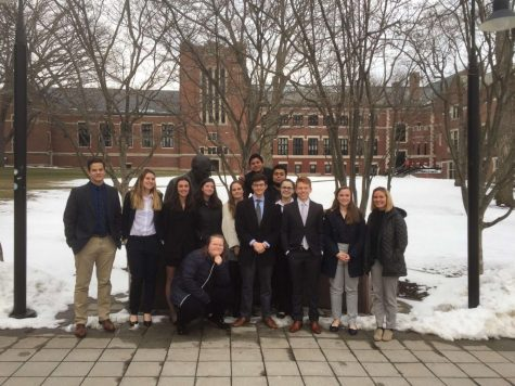 Hopkins Academy Mock Trial Team 2018-2019
